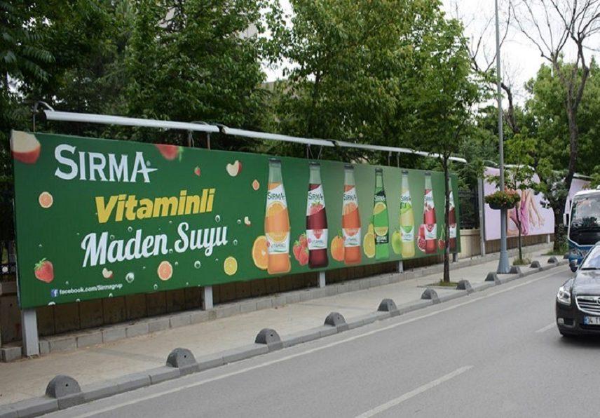 Billboard Baskı Örnekleri