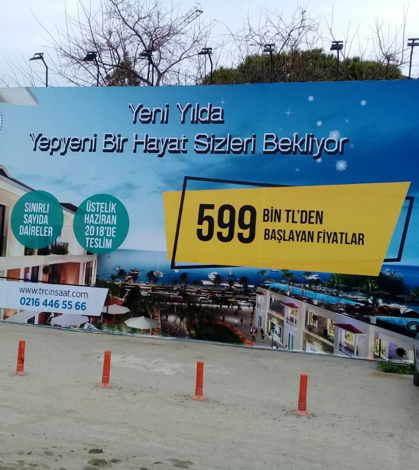 Açık hava reklam örnekleri