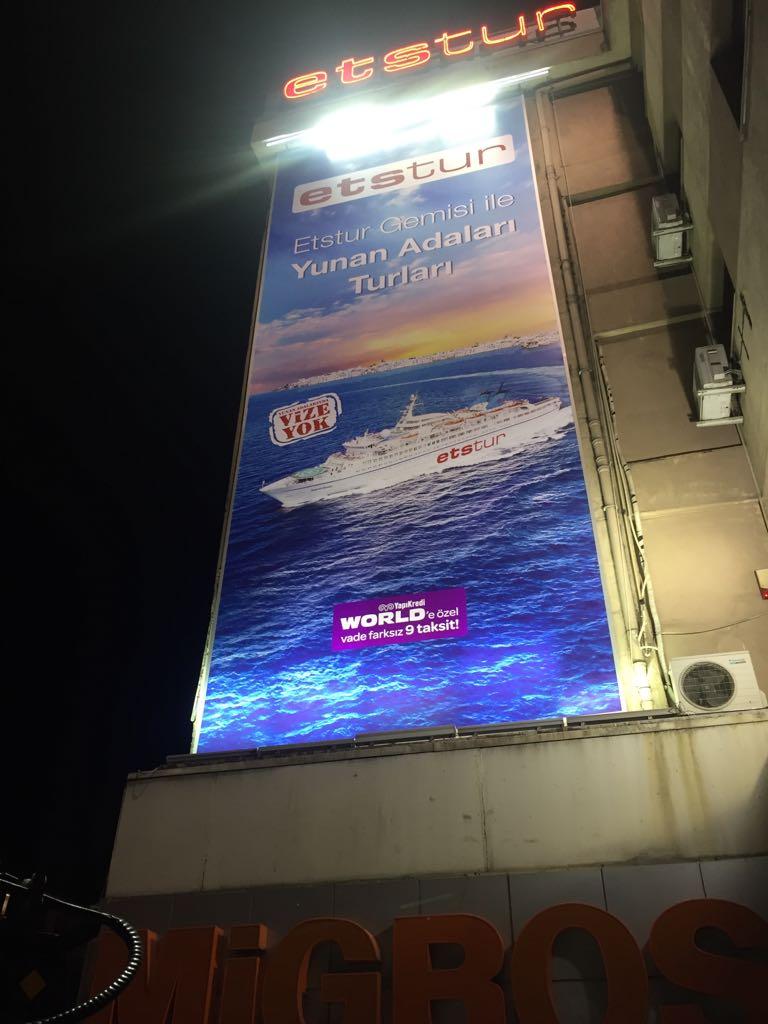 Açık Hava Reklam Çeşitleri